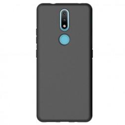 Planākais TPU apvalks - melns (Nokia 2.4)