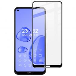 """Imak"" Tempered Glass ekrāna aizsargstikls 0.26 mm - melns (Nokia 3.4 / 5.4)"