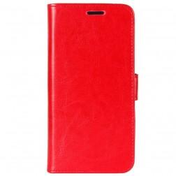 Atvēramais maciņš, grāmata - sarkans (Nokia 5.3)