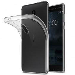 Planākais TPU apvalks - dzidrs (Nokia 5)