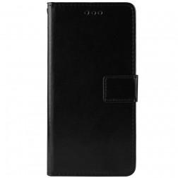 Atvērams maciņš, grāmata - melns (Nokia 7.2 / Nokia 6.2)