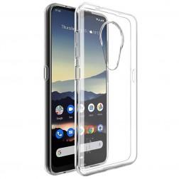 Cieta silikona (TPU) apvalks - dzidrs (Nokia 7.2 / Nokia 6.2)