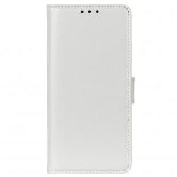 Atvērams maciņš - balts (Nokia 6.3 / G10 / G20)