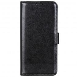 Atvērams maciņš - melns (Nokia 6.3 / G10 / G20)