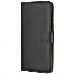 Atvēramais maciņš, grāmata - melns (Nokia 6)