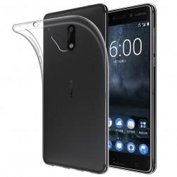 Planākais TPU apvalks - dzidrs (Nokia 6)
