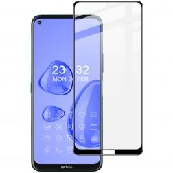 """Imak"" Tempered Glass ekrāna aizsargstikls 0.26 mm - melns (Nokia 8.3)"