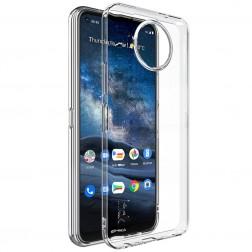 """Imak"" cieta silikona (TPU) apvalks - dzidrs (Nokia 8.3)"