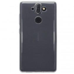"""S-Line"" cieta silikona (TPU) apvalks - dzidrs (Nokia 8 Sirocco)"
