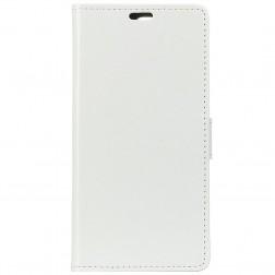 Atvēramais maciņš, grāmata - balts (Nokia 9 PureView)