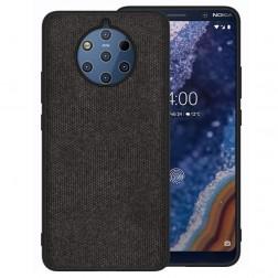 """Fashion"" cieta silikona (TPU) apvalks - brūns (Nokia 9 PureView)"