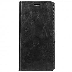 Atvēramais maciņš, grāmata - melns (Nokia 9 PureView)