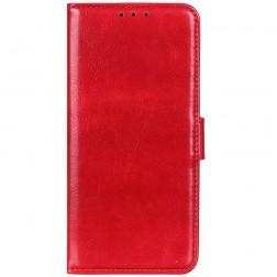 Atvērams maciņš - sarkans (Nokia C10 / C20)