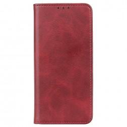 """""""Split"""" atvērams maciņš - sarkans (Nokia C10 / C20)"""