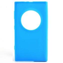 """""""Jelly Case"""" futrālis - zils (Lumia 1020)"""
