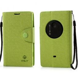 """""""MLT"""" atvēramais futrālis - zaļš (Lumia 1020)"""