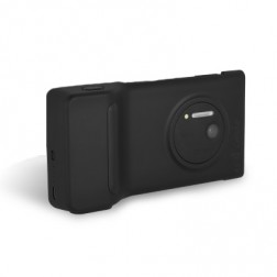 """""""Nokia"""" PD-95G apvalks ar iebūvētu akumulatoru - melns (Lumia 1020)"""