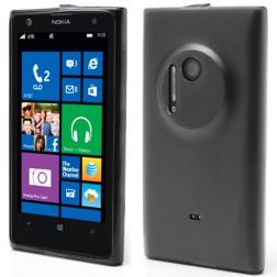 """""""Jelly Case"""" futrālis - aptumšots, matēts (Lumia 1020)"""