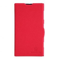 """Nillkin"" Fresh atvēramais futrālis - sarkans (Lumia 1020)"