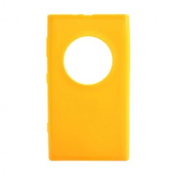 """Jelly Case"" futrālis - dzeltens (Lumia 1020)"