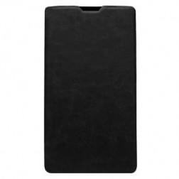 Atvēramais maciņš - melns (Lumia 1320)
