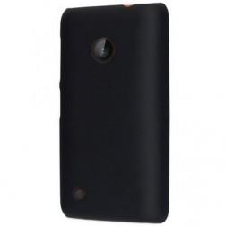 Plastmasas futrālis - melns (Lumia 530)