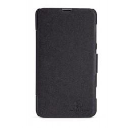 """Nillkin"" Fresh atvēramais futrālis - melns (Lumia 625)"