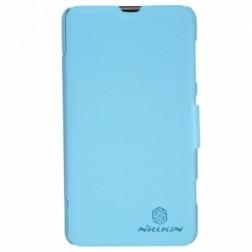 """""""Nillkin"""" Fresh atvēramais futrālis - zils (Lumia 625)"""