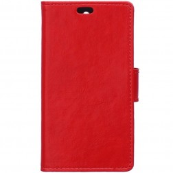 Atvēramais maciņš - sarkans (Lumia 650)