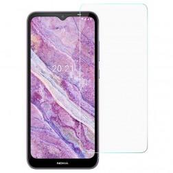 """""""Calans"""" ekrāna aizsargplēve (pilnīgi aizsedzama) - dzidra (Nokia X20)"""