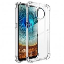 """""""Imak"""" cieta silikona (TPU) apvalks - dzidrs (Nokia X20 / X10)"""