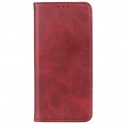 """""""Split"""" atvērams maciņš - sarkans (Nokia X20 / X10)"""