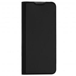 """""""Dux Ducis"""" Skin atvērams maciņš - melns (Nokia X20 / X10)"""