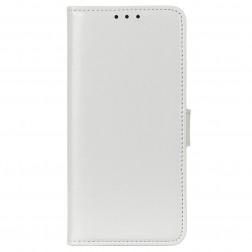 Atvērams maciņš - balts (Nokia XR20)