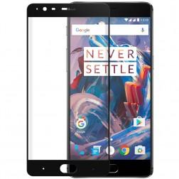 """Mocolo"" Tempered Glass ekrāna aizsargstikls 0.26 mm - melns (OnePlus 3)"