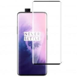 """Mocolo"" Tempered Glass ekrāna aizsargstikls 0.26 mm - melns (OnePlus 7 Pro / 7T Pro)"