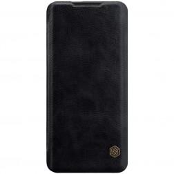"""""""Nillkin"""" Qin atvēramais maciņš - melns (OnePlus 7 Pro)"""