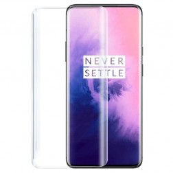 """Mocolo"" UV Light Irradiation Tempered Glass ekrāna aizsargstikls 0.26 mm - dzidrs (OnePlus 7 Pro / 7T Pro)"