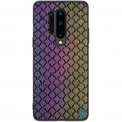 """""""Nillkin"""" Twinkle apvalks - melns, krāsains (OnePlus 8 Pro)"""