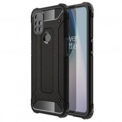 Pastiprinātas aizsardzības apvalks - melns (OnePlus Nord N10 5G)