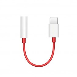 """OnePlus"" USB-C  - 3.5 mm AUX adapteris"