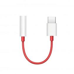 """OnePlus"" USB-C  - 3.5 mm AUX adapteris"