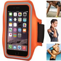 Futrālis sportam (rokas saite) - oranžs (L izmērs)