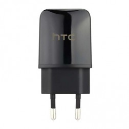 """HTC"" tīkla lādētājs - melns (1.5 A)"
