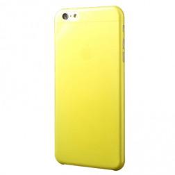 Pasaulē planākais futrālis - dzeltens (iPhone 6 Plus / 6s Plus)
