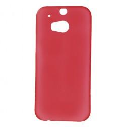 Pasaulē planākais futrālis - sarkans (One M8 / One M8s)