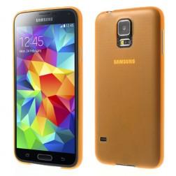 Pasaulē planākais futrālis - oranžs (Galaxy S5 / S5 Neo)