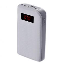"""""""Remax"""" ārējais akumulators - balta (10000 mAh)"""