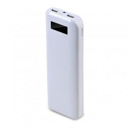 """""""Remax"""" ārējais akumulators - balta (20000 mAh)"""
