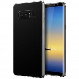 Cieta silikona (TPU) apvalks - dzidrs (Galaxy Note 8)
